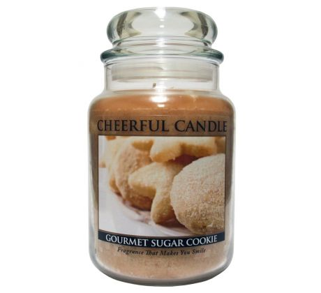 A Cheerful Giver - vonná sviečka - Gourmet cookie 680 g